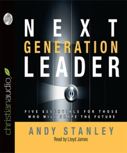 Next Generation Leader book cover