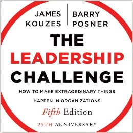 The Leadership Challenge, Kouzes & Posner, cover