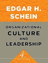 Organizational Leadership, Schein, cover