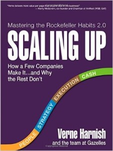 Scaling Up, Harnish, cover