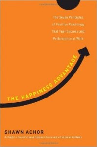 The Happiness Advantage, cover