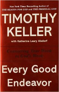 Every Good Endeavor, Keller, cover