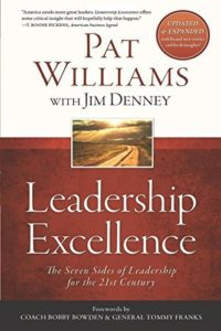 Leadership Excellence, Williams, cover